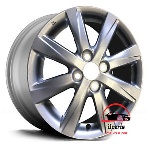 Toyota Yaris 2015 2016 2017 15 Factory Original Wheel Rim