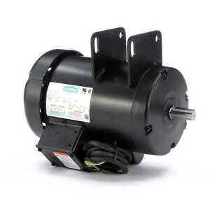 Leeson Electric Motor 120925 00 1 5 Hp 3450 Rpm 115 230 Volt Fits Delta Unisaw