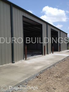 Durobeam Steel 40x60x14 Metal Building Kit Clear Span Diy Garage Workshop Direct