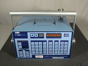 Met One Laser Particle Counter 200l 1 115 1 Not Tested