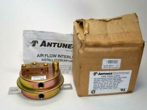Nib Antunes Controls Air Flow Differential Switch Smd1203090 0 17 To 6 W c