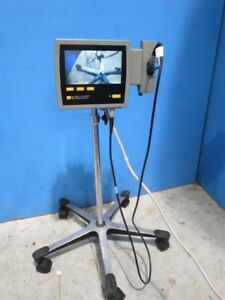 Verathon Saturn Portable Glidescope System With Reusable Baton And Cart