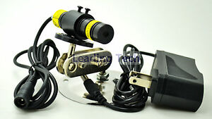 780nm 100mw Ir Laser Line Diode Module 16x68mm 5v With Us Adapter Amount