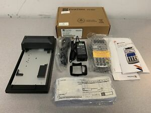 First Data Wireless Credit Card Machine Model Fd 400ti Addressograph Imprinter