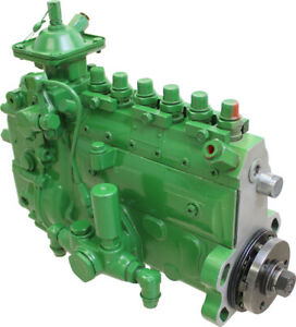 190000 698 Remanufactured Injection Pump For John Deere 4450 Tractor
