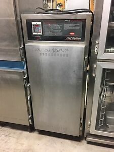 Used Hatco Csc 10 Cook And Hold Unit Full Size Chef System