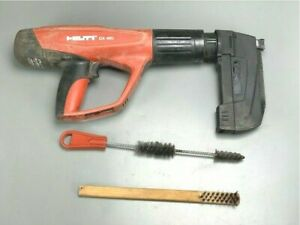 Hilti Dx 460 Mx72 Powder Actuated Fastener Nail Gun W Case Works Great