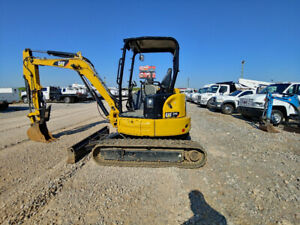 2016 Caterpillar 304e2cr 934hrs Excavator Mini Ex Trackhoe 42hp 10844weight Used