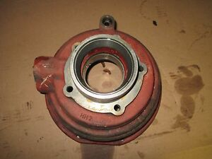 Ford 7700 Tractor Dual Power Housing D2nn7n477b