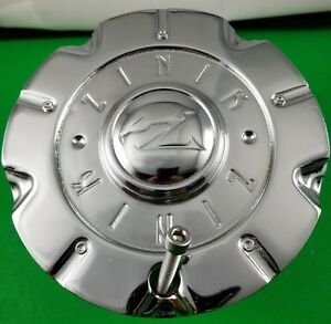 Zinik Center Cap Z 11 Chrome Wheels Center Cap