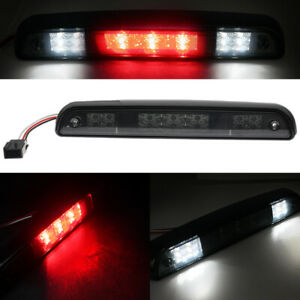 Led Third 3rd Brake Smoke Cargo Light For 1994 1995 1996 1997 Ford F250 F350 Us