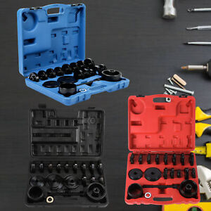 23pcs Fwd Front Wheel Drive Bearing Removal Adapter Puller Pulley Tool Kit