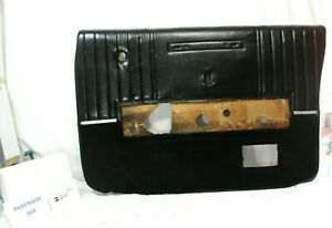 1966 Lincoln Continental Oem Passengers Side Front Door Panel 55 Years Old