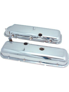 Spectre Valve Cover Set For Chevrolet C10 Suburban 402 V8 Carb 5262