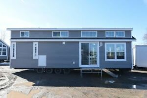 Tiny Home 9000 2400 Pre Fab Housing Luxury Trailer By Spark Homes Cheap