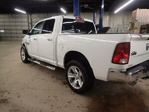 13 14 15 16 Dodge Ram1500 Crew Cab Bed 5 7 Box Standard Box White Pw7