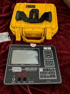 Riser Bond Model 1205t osp Metallic Tdr Cable Fault Locator For Parts not Workin