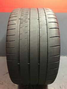 1 Great Used Michelin Pilot Supersport 295 30zr20 295 30 20 2953020 60 Life