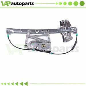Power Window Regulator For Cadillac Deville Front Rh W O Motor