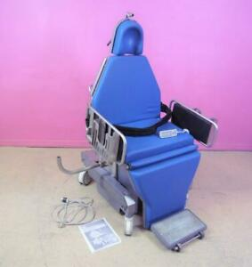Ufsk osys 600 Xle Ophthlmic Operating Mobile Surgical Eye Surgery Table Chair