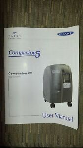 Companion 5 User Manual By Chart Caire