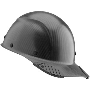 Lift Safety Hdcm 17mkg matte Black Dax Carbon Fiber Cap Brim