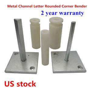 Us stainless Steel Coil Strip Rounded Corner Metal Channel Letter Bender Tools