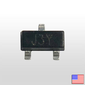 20pcs S8050 Npn Transistor 500ma Sot 23 S8050c Smd J3y 20x Fast Ship From Usa