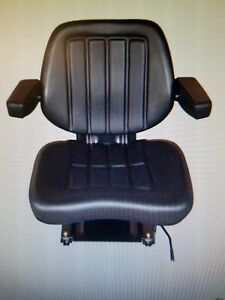 Seat For Construction Agricultural Industrial Equipment