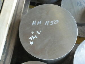 17 4 Hh Stainless Steel Round Stock Anneald 9 Diameter X 6 3 4 Long