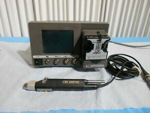Stryker Tps 5100 50 Irrigation System With 12k Shaver Handpiece