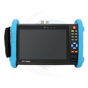 7 Touch Screen Tester 5 In 1 Ip Ahd Tvi Log Ptz Control And Call Camera