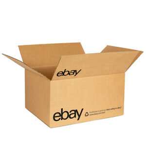 Ebay branded Boxes With Black Color Logo 16 X 12 X 8