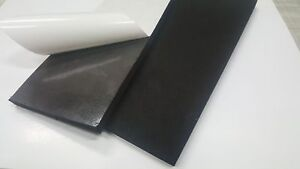 2 Pack Closed Cell Sponge Neo epdm 1 2 X 4 1 2x 6 Adhesive 1 Side Free Shipping