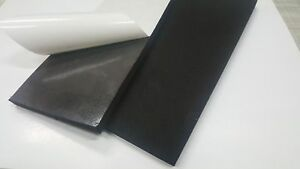 2 Pack Closed Cell Sponge Neo epdm 1 8x4 1 2x6 Adhesive 1 Side Free Shipping