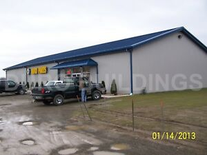 Durobeam Steel 75x150x20 Metal I beam Building Kits Clear Span Structures Direct
