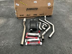 Flowmaster Exhaust System Kit Force Ii Cat Back System 817666 Local Pickup Only