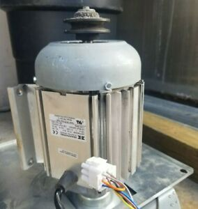 L8df4b 648 Hanning Electro Werke Motor Only Used For Wascomat Td50 Dryer