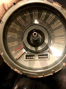 Vintage 1966 Chrysler Speedometer