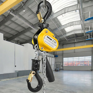Mini Lever Block Chain Hoist 0 5t 1100lbs 10ft Lever Hoist With Hook