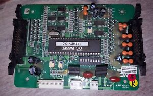 1 Swf Commercial Embroidery Machine Bd 000411 Rev 0513 Thsb Circuit Board 14ths