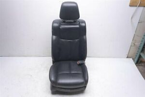 2010 2014 Nissan Maxima Sv Front Passenger Side Leather Seat 87300 9dh7b