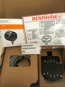 Renishaw Rmi q L Radio Cnc Machine Tool Interface Rear Exit New With Guarantee