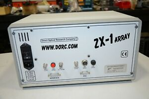 Dorc Direct Optical Research Corp Zx 1 Array Zoom Interferometer