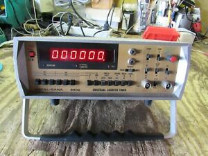 Racal Dana 9902 Universal Counter Timer Working Condition