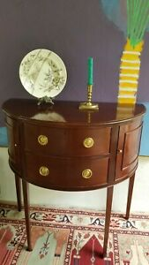 Baker Furniture Historic Charleston Collection Sideboard Console Table Chest