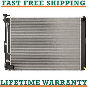 Radiator For 04 06 Lexus Rx330 V6 Free Shipping Lifetime Warranty Direct Fit