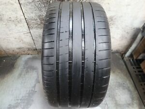 1 295 35 20 105y Michelin Pilot Super Sport Tire 7 7 5 32 5116