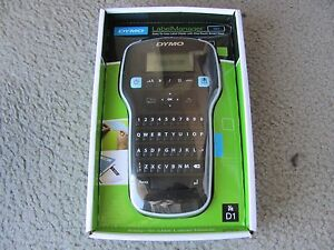 Brand New Dymo Labelmanager Lmr 160 Label Maker W one touch Smart Keys 1790415