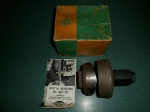 739 Greenlee Knockout Punch For 3 Conduit With Box And Instructions